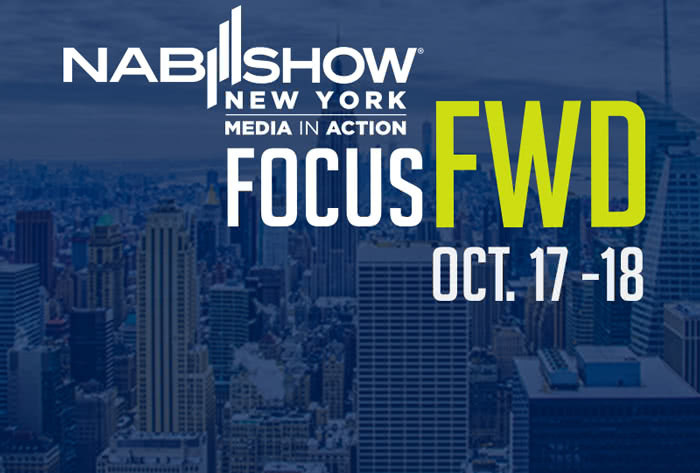 NAB NY | 17-18 October | New York